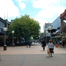 BEFORE: Cashel Mall 2001