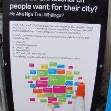 The future of Christchurch