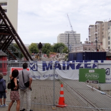 AFTER: View of Cathedral Square 2012