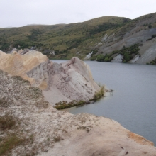 Blue Lake in St. Bathans