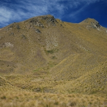 Lindis Pass in the other direction
