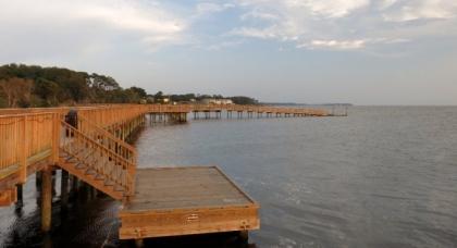 The Duck boardwalk
