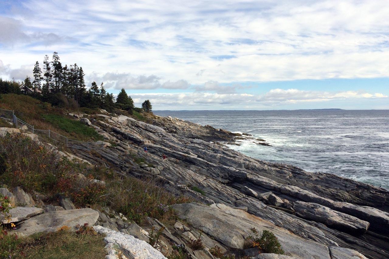 Rocky coast 2