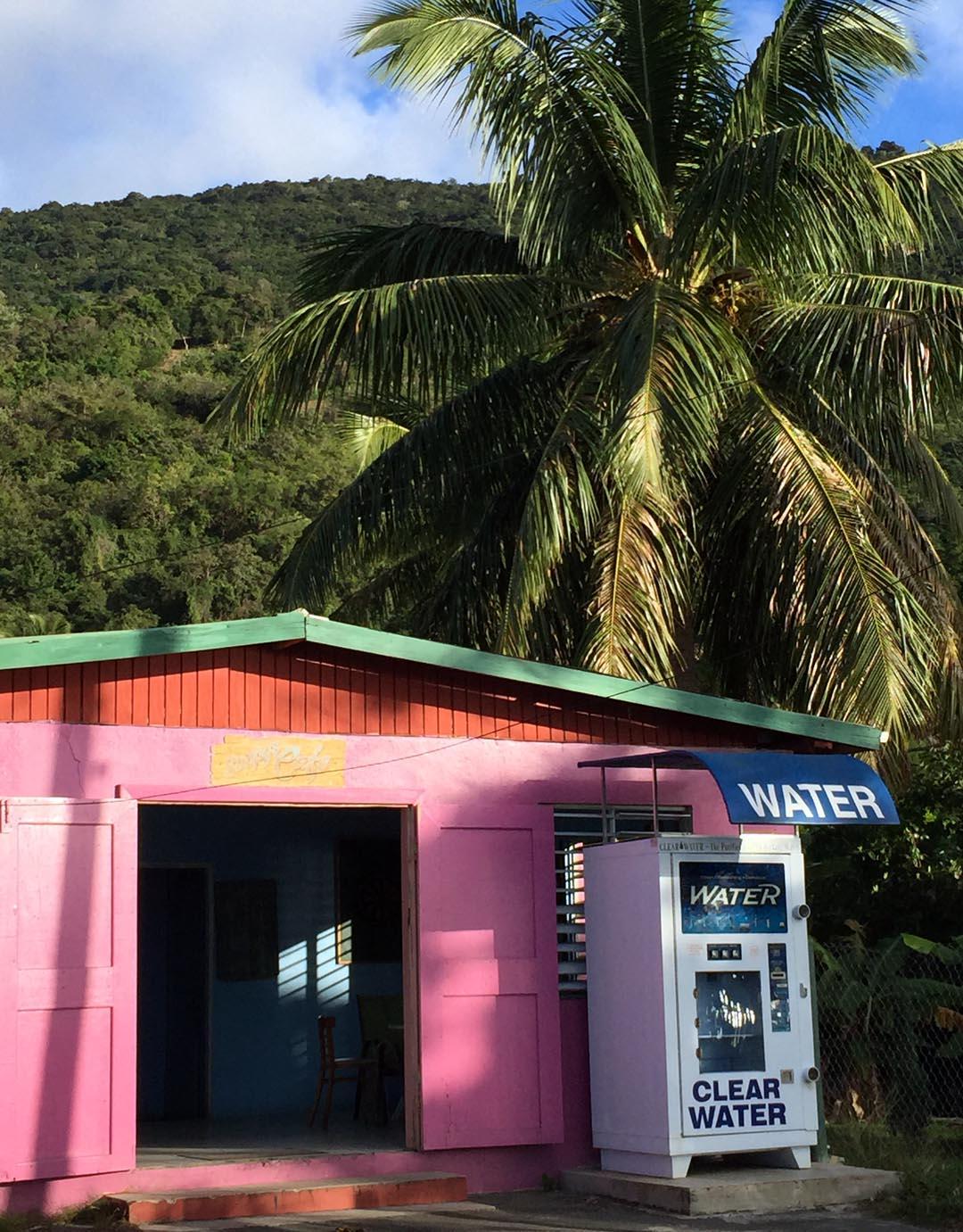 Water Vending