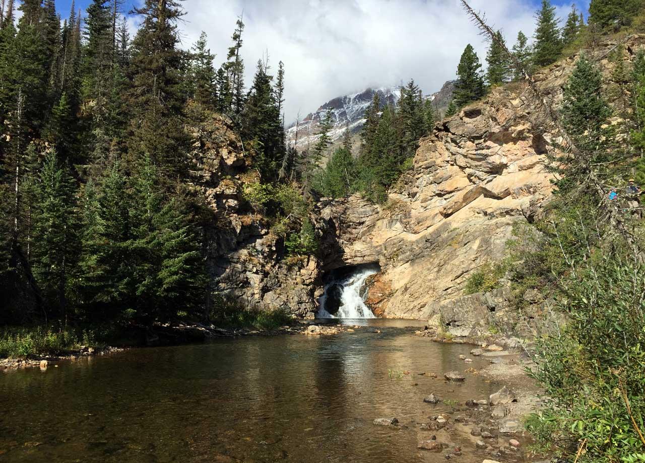 2-Running Eagle Falls