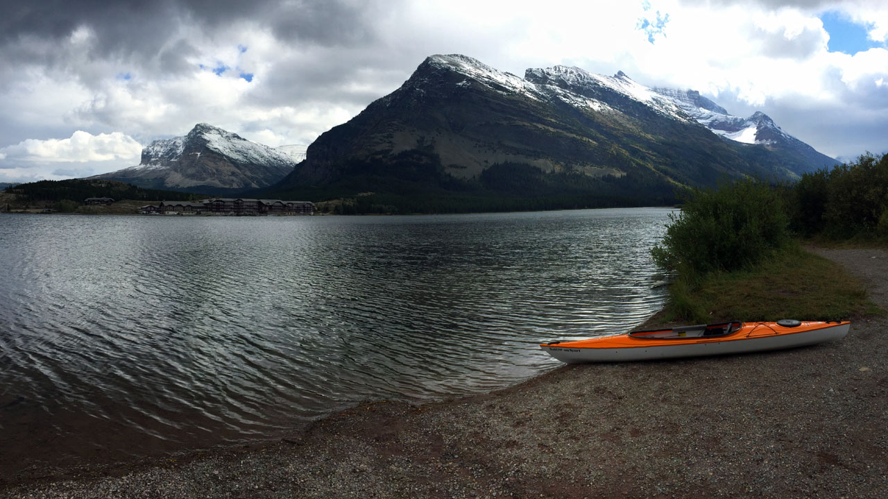 7-Swiftcurrent lake