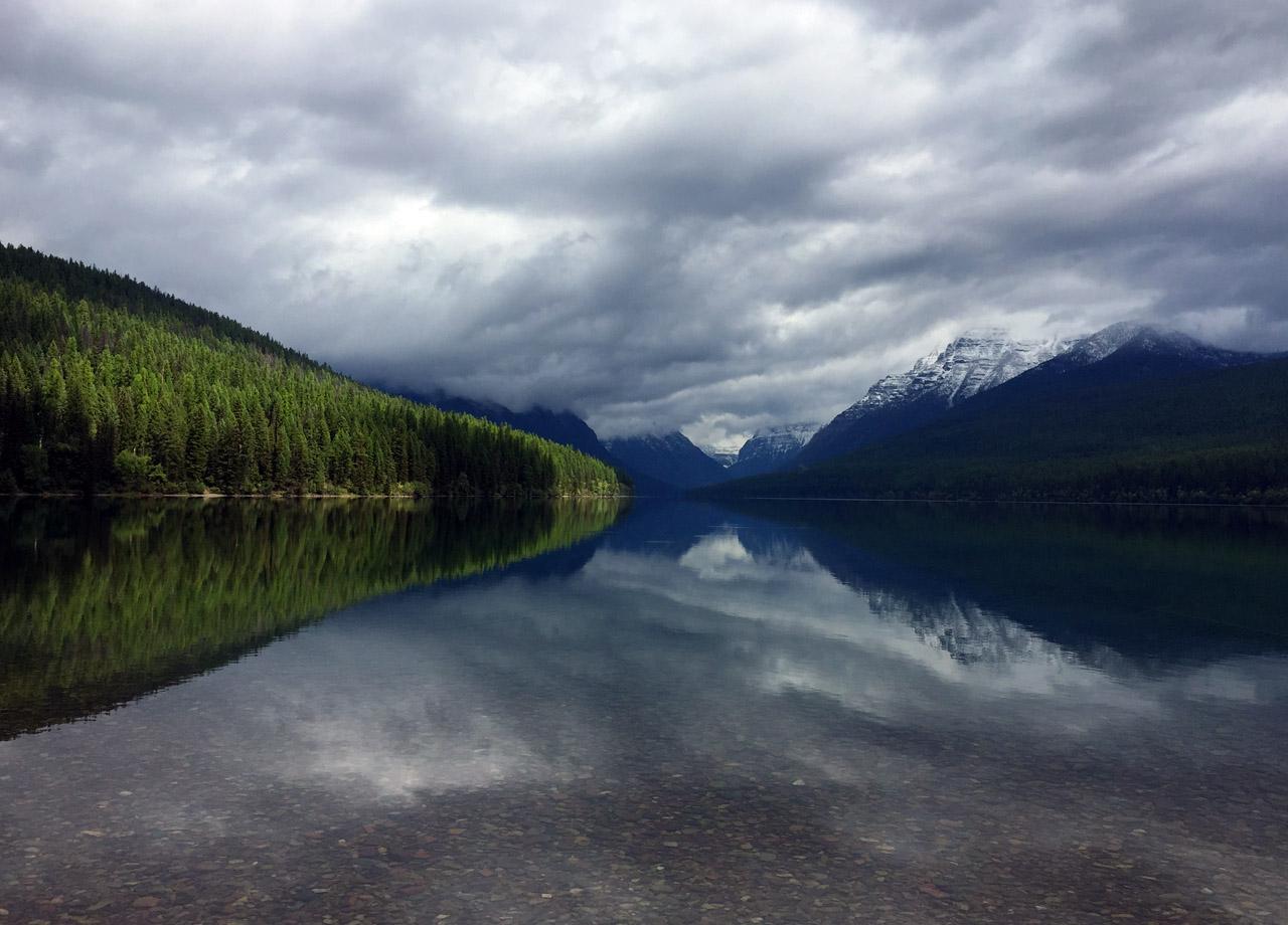 Lake Bowman