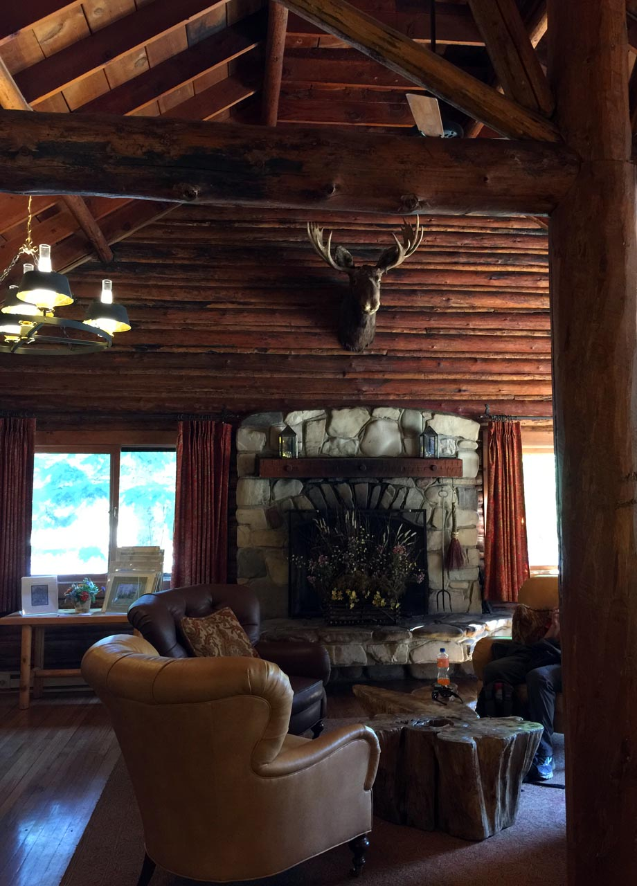 Jenny Lake Lodge-int
