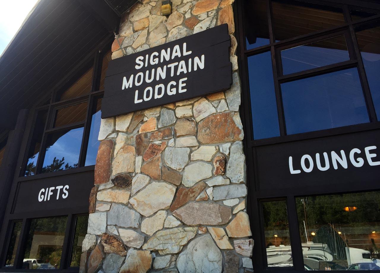 Lodge-Signal Mtn