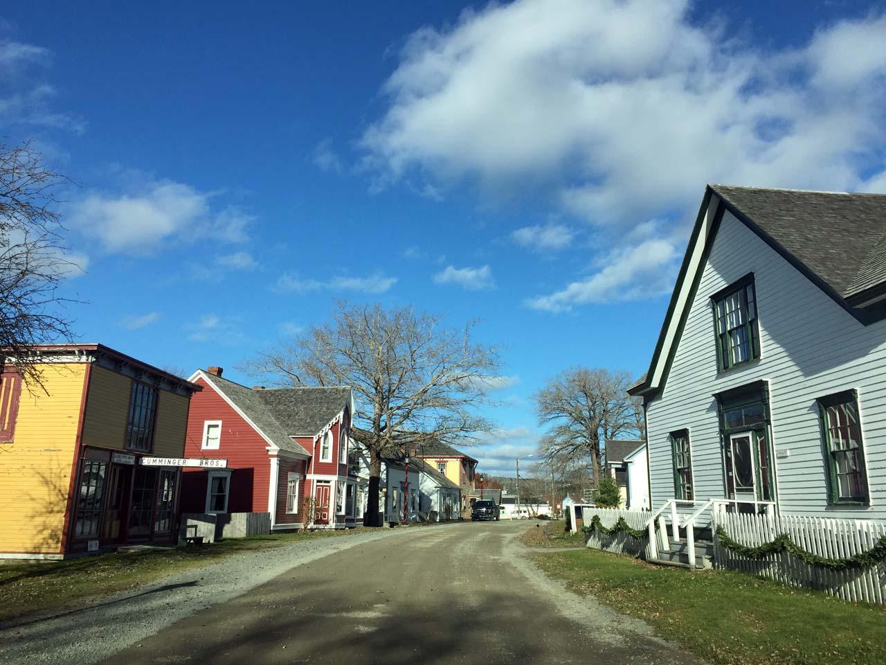 sherbrooke-village
