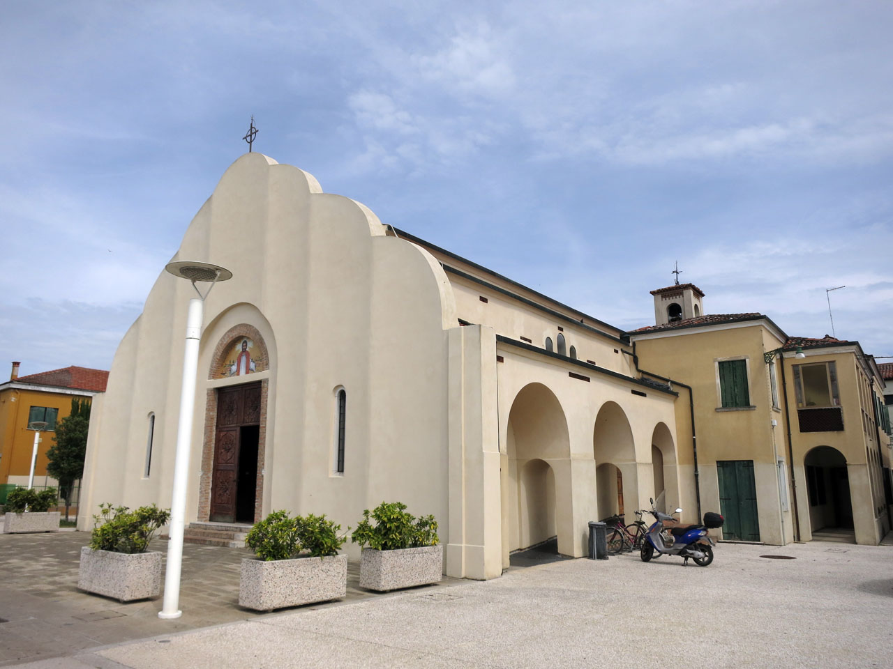 The Church at St. Erasmo