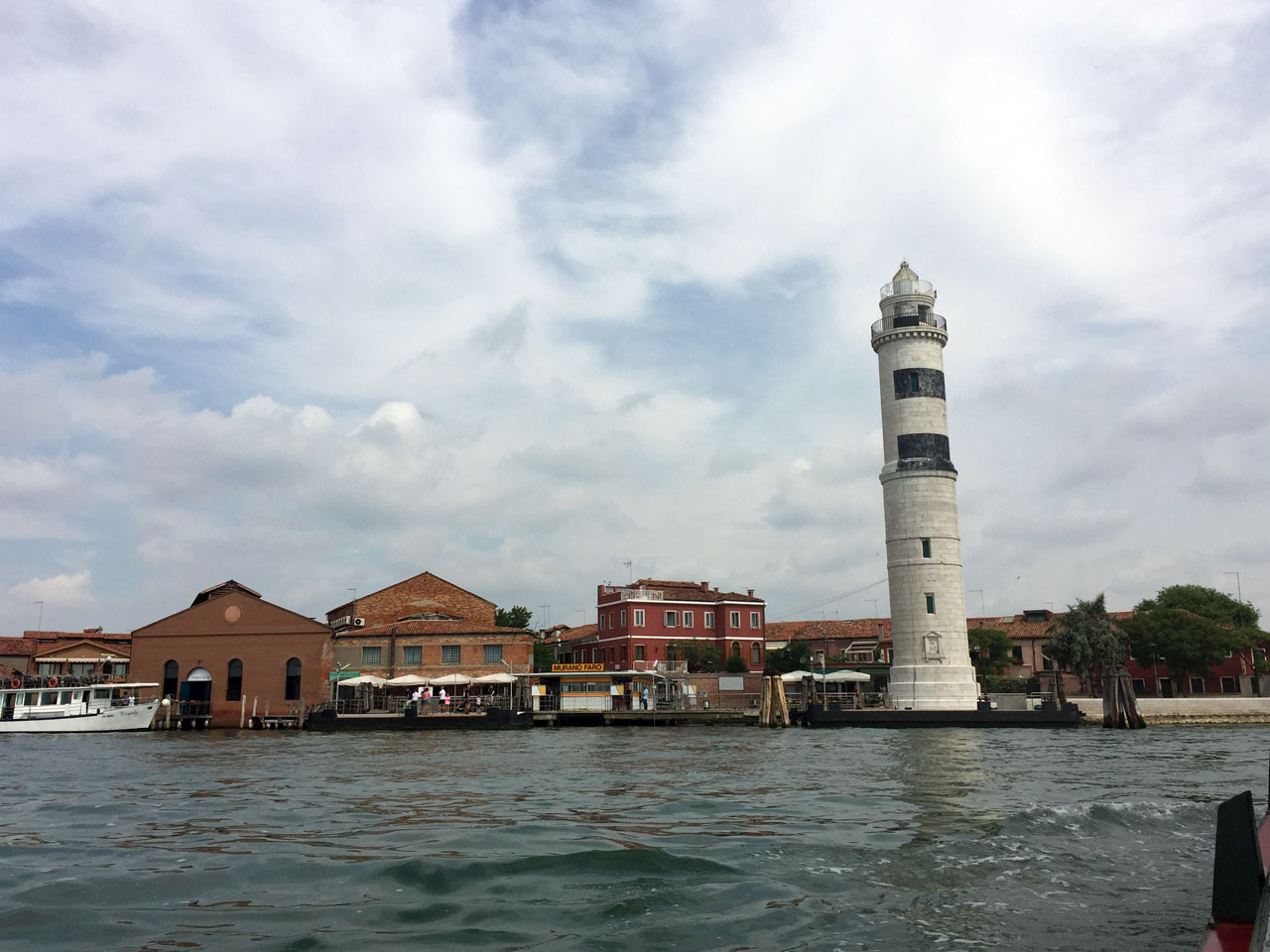 Faro Di Murano Lighthouse