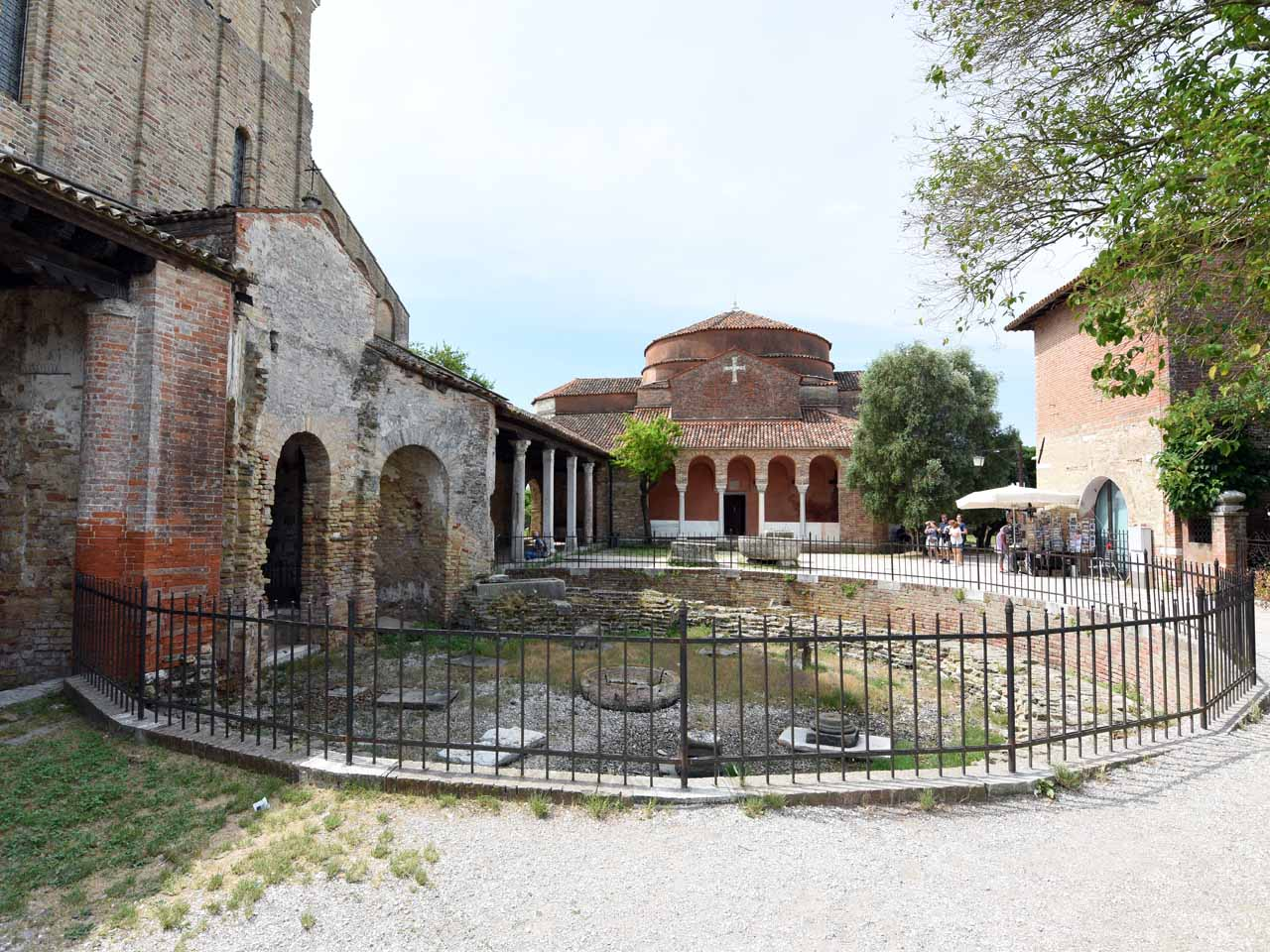 Churches in Torcello